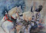 Toska Courbron --- Parade Moment 17 x 23