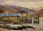 "Chenghao Li--""Afar-Harbour"""