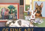 """E. Jane Stoddard--""""Artist In Residence"""""""