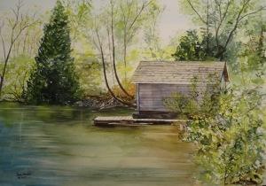 Jack H. Hasson, Canadian Boathouse