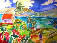 Perry Kapsch, Caribbean Morning