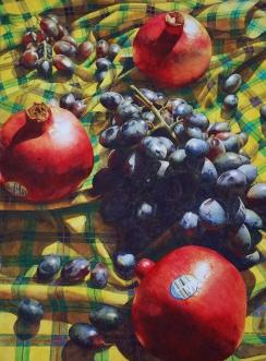 Chris Krupinski, Pomegranates and Grapes, Award: Board of Directors' Award