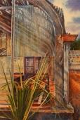 Bruce E. Little, Sapelo Greenhouse #2