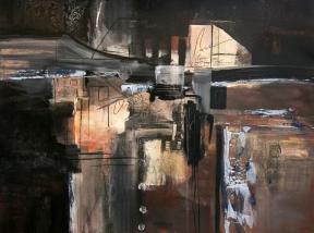 Staub, Carol, Title: Urban Reflection, Award: Merit Award