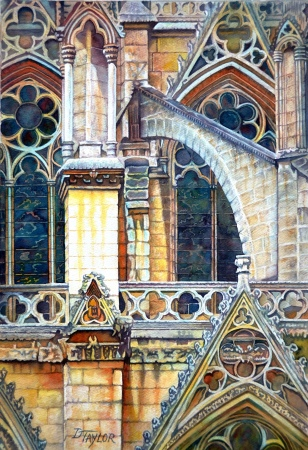 Don Taylor, Arches Of Notre Dame